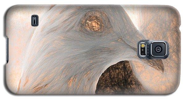 Beautiful Racing Pigeon Da Vinci Galaxy S5 Case