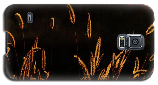 Beauty In Weeds Galaxy S5 Case