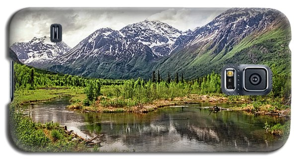 Beaver Pond, Eagle River Ak Galaxy S5 Case