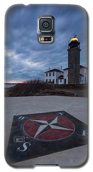 Beavertail Lighthouse Galaxy S5 Case
