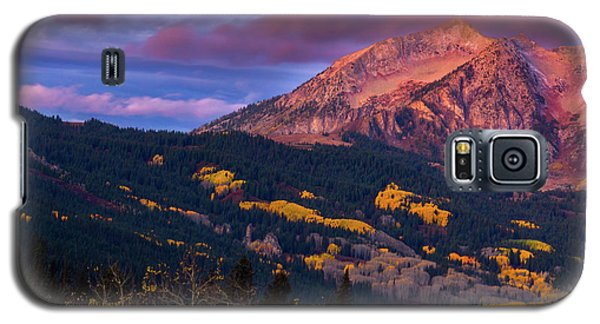 Beckwith At Sunrise Galaxy S5 Case