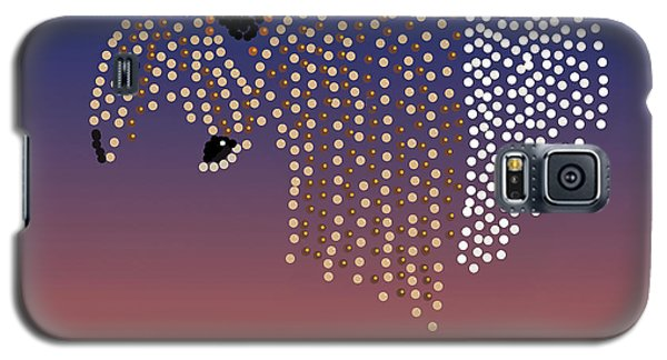 Bedazzled Horse's Mane Galaxy S5 Case