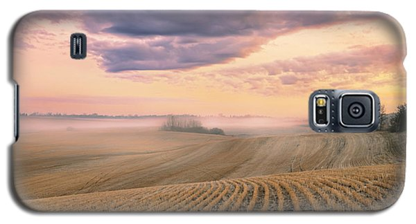 Galaxy S5 Case featuring the photograph Before Spring Seeding by Dan Jurak