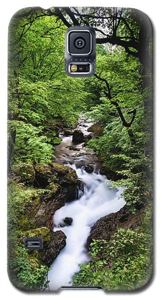 Bela River, Balkan Mountain Galaxy S5 Case