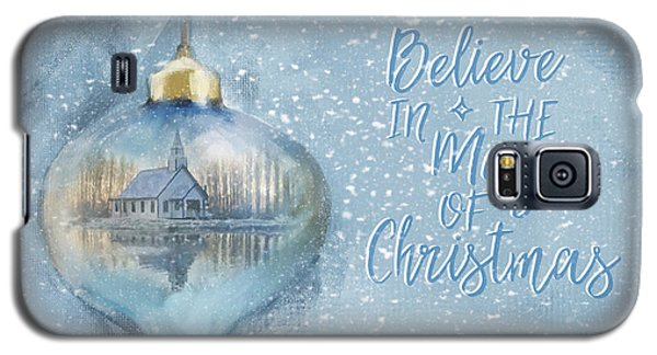 Believe In The Magic - Hope Valley Art Galaxy S5 Case