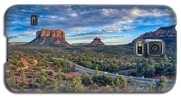Bell Rock Scenic View Sedona Galaxy S5 Case