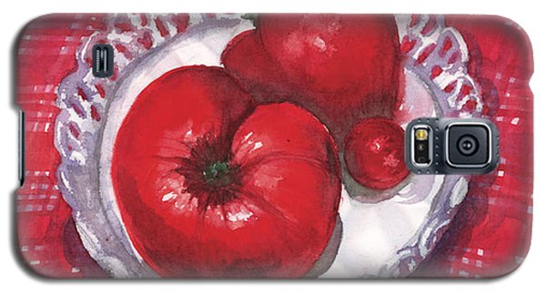 Bella Tomatoes Galaxy S5 Case