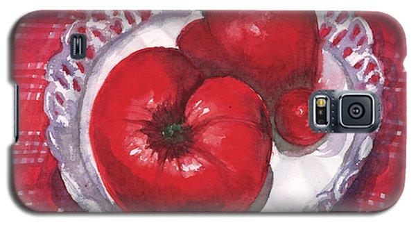 Bella Tomatoes Galaxy S5 Case