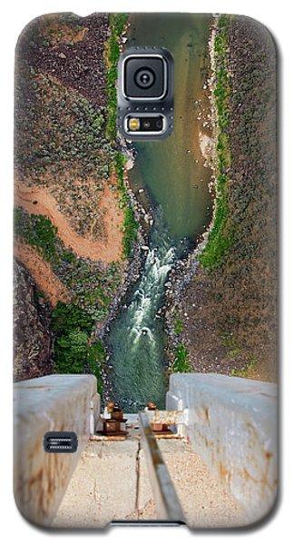 Below The Bridge Galaxy S5 Case