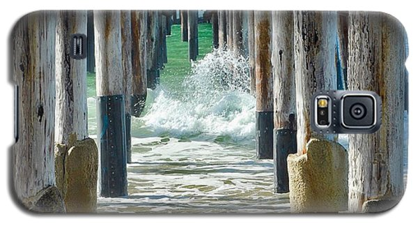 Below The Pier Galaxy S5 Case