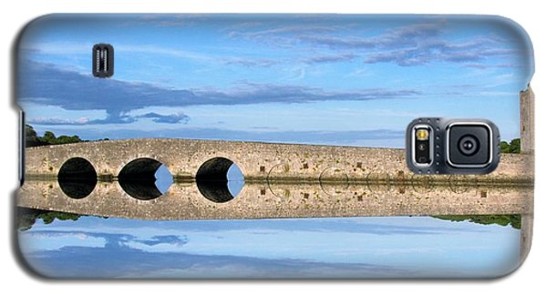 Belvelly Castle Reflection Galaxy S5 Case