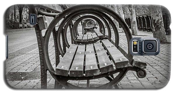 Bench Circles Galaxy S5 Case