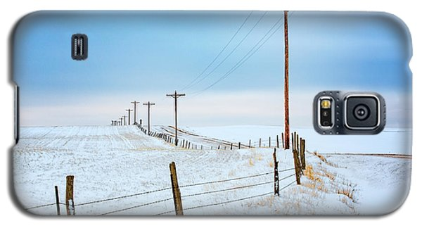 Bend In The Road Galaxy S5 Case