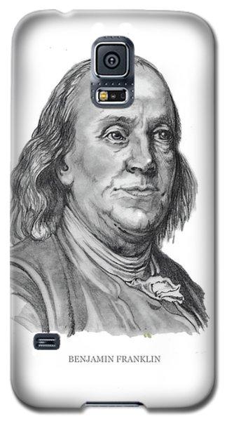 Benjamin Frankline  Galaxy S5 Case