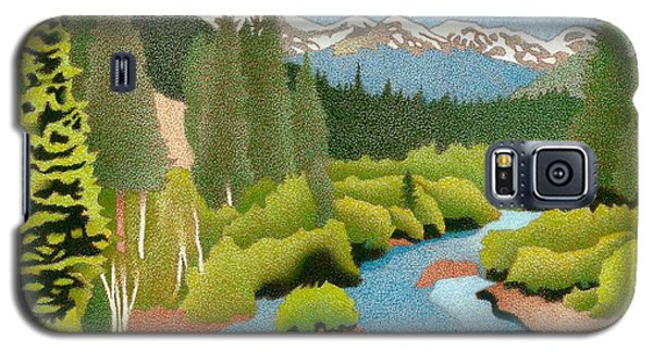 Berthoud Pass Galaxy S5 Case
