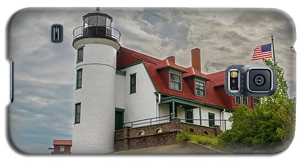 Bestie Point Lighthouse  Galaxy S5 Case