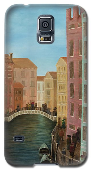 Beyond The Grand Canal Galaxy S5 Case