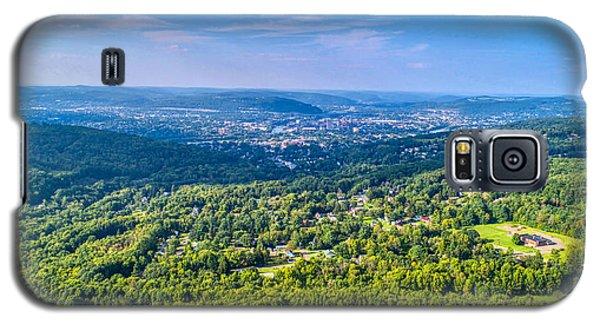 Binghamton Aerial View Galaxy S5 Case