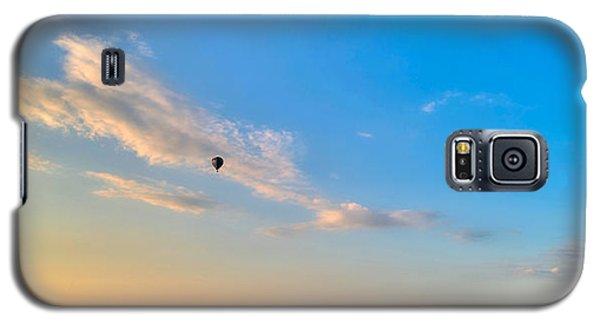 Binghamton Spiedie Festival Air Ballon Launch Galaxy S5 Case