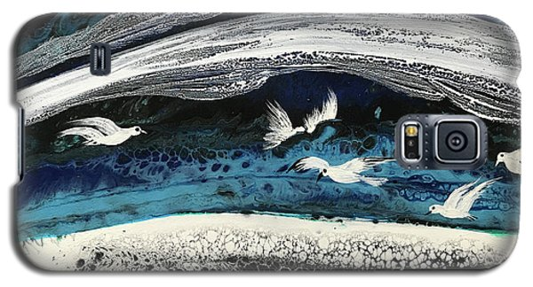 Birds Of Paradise #5 Galaxy S5 Case