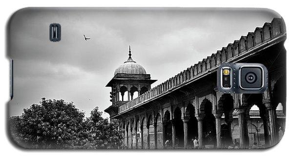 Birds Over The Jama Masjid Galaxy S5 Case