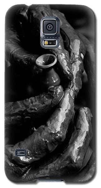 Birth Of A Clay Pot Galaxy S5 Case