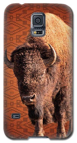 Bison Blanket Galaxy S5 Case