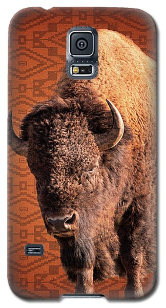 Bison Blanket Galaxy S5 Case