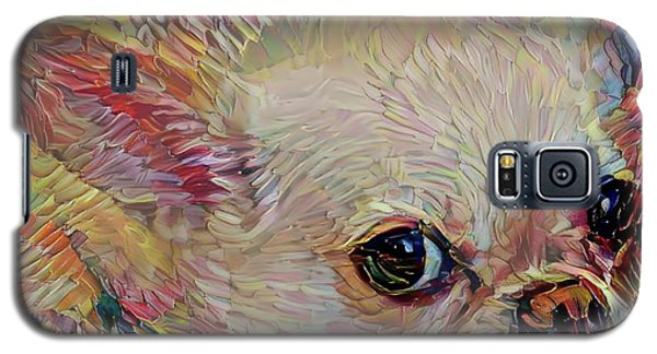 Bitsy The Chihuahua Galaxy S5 Case