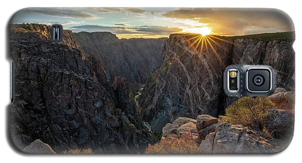 Black Canyon Sendoff Galaxy S5 Case