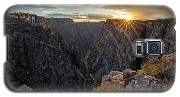 Black Canyon Sendoff Galaxy S5 Case