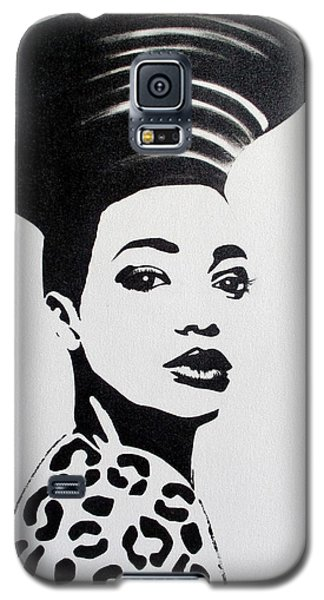 Black Panther Galaxy S5 Case
