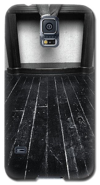 Black Shoes #9397 Galaxy S5 Case