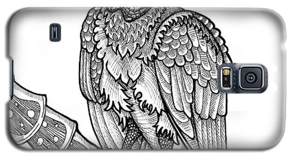 Black Vulture Galaxy S5 Case