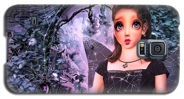 Black Widow Princess Galaxy S5 Case
