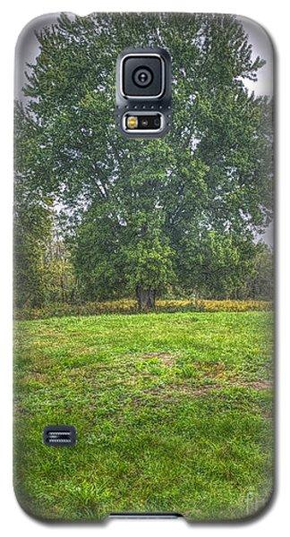 Blacklick Circle Earthwork Galaxy S5 Case
