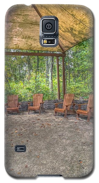 Blacklick Woods - Chairs Galaxy S5 Case