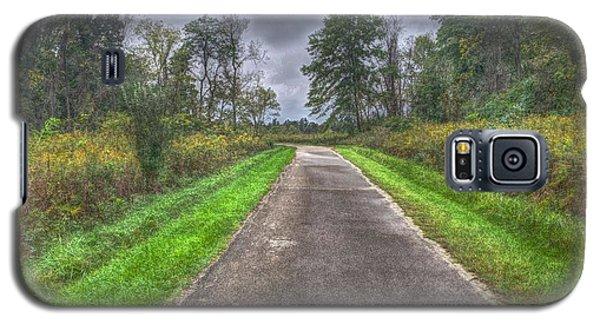 Blacklick Woods Pathway Galaxy S5 Case