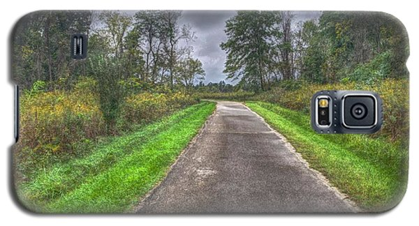 Blacklick Woods Pathway Galaxy S5 Case