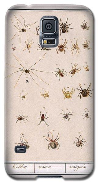 Blad Met Spinnen Galaxy S5 Case
