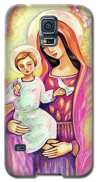 Blessing From Light Galaxy S5 Case