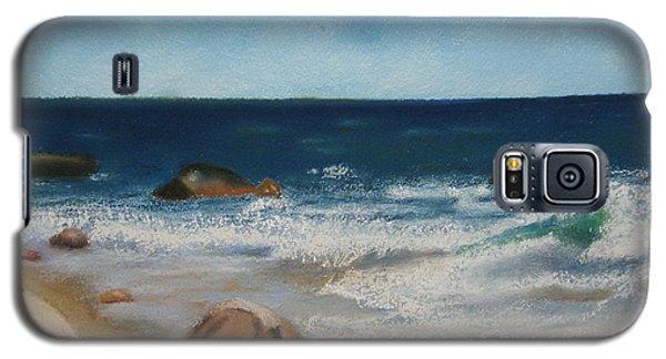 Block Island Surf Galaxy S5 Case