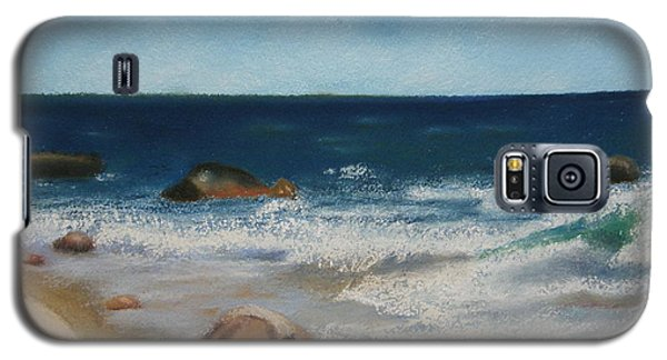 Block Island Surf Galaxy S5 Case