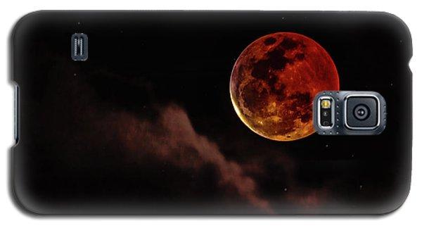 Blood Moon Rising Galaxy S5 Case