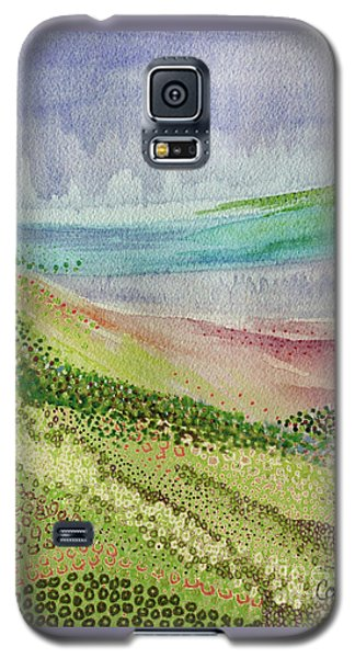 Blooming 1002 Galaxy S5 Case