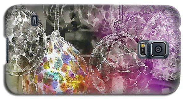 Blown Glass Ornaments Galaxy S5 Case