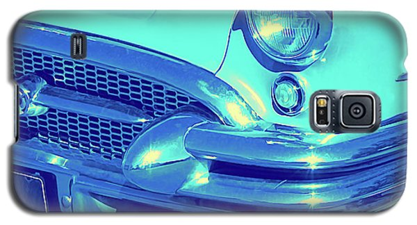 Blue 1955 Buick Special Galaxy S5 Case
