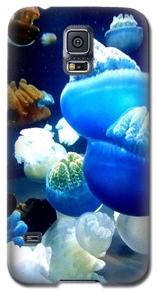Blue Blubber  Galaxy S5 Case