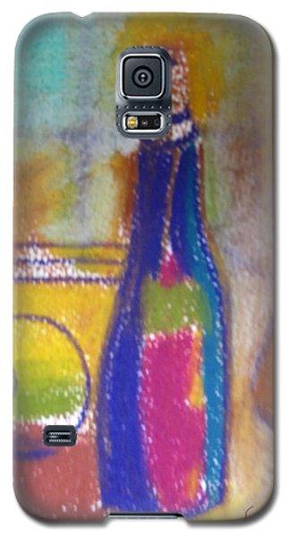 Blue Bottle Galaxy S5 Case