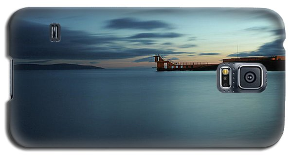 Blue Hour Salthill Galaxy S5 Case